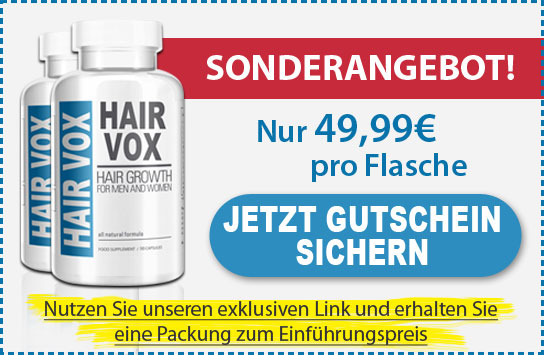 Hair Vox Coupon